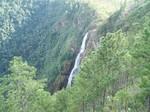 Belize hiking waterfalls